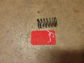 Starting valve spring